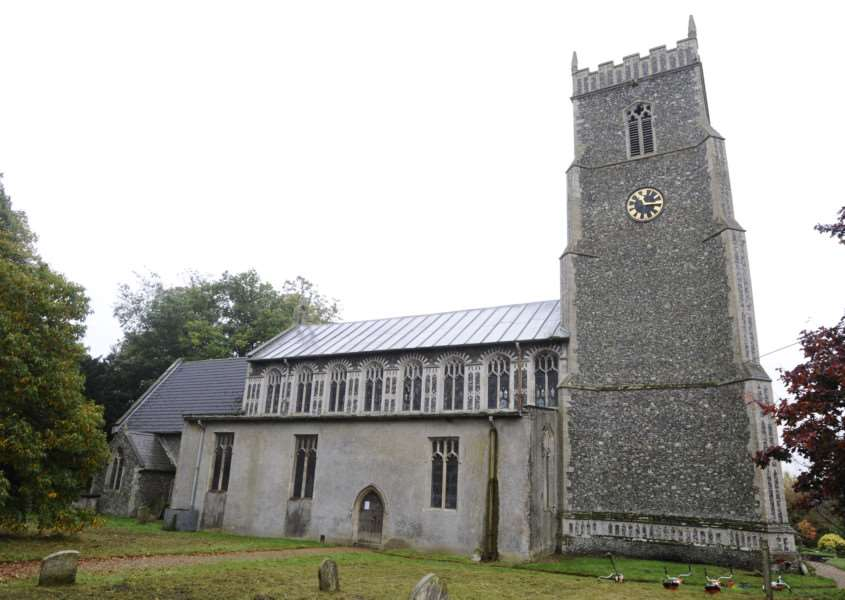 St John the Baptist Church, Bressingham