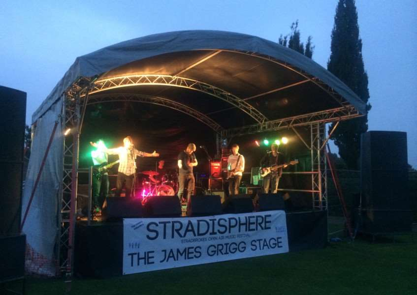 Stradisphere takes place on July 7 and 8