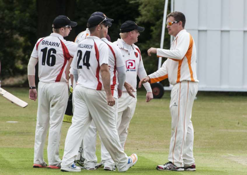AWAY TRIP: Diss CC will be on their travels on the opening day of the season