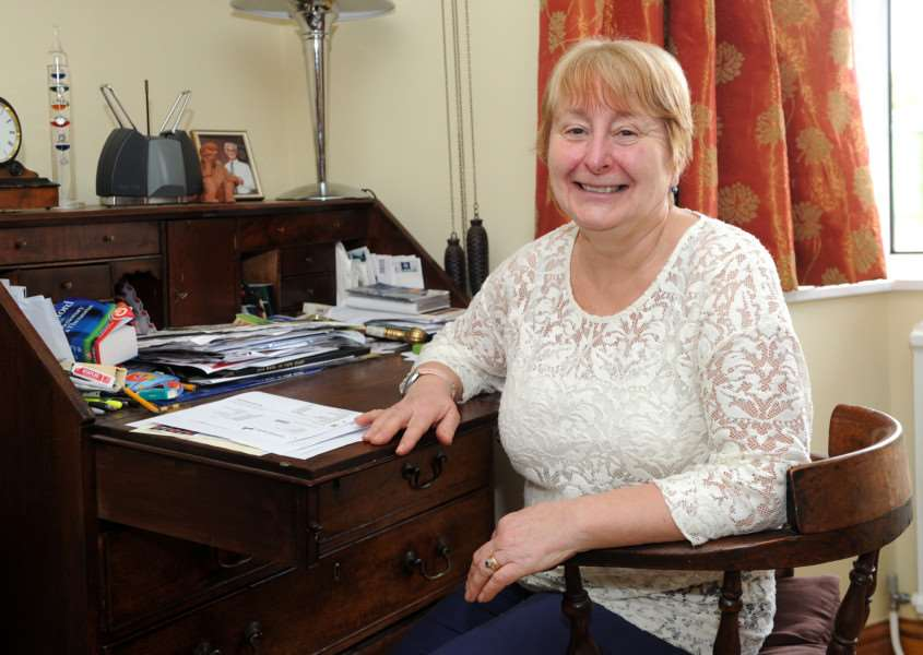 Carol Wiles was named an MBE in the Queen's New Year's Honours list, in recognition of decades of service to Harleston. ANL-160601-150851009