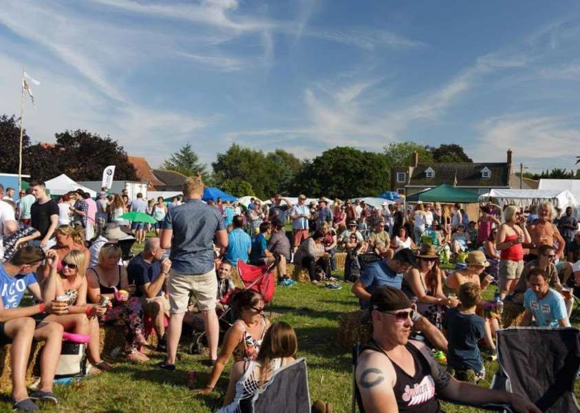 The Appleyard Fayre is to celebrate its 12th year and raise more money for charity.