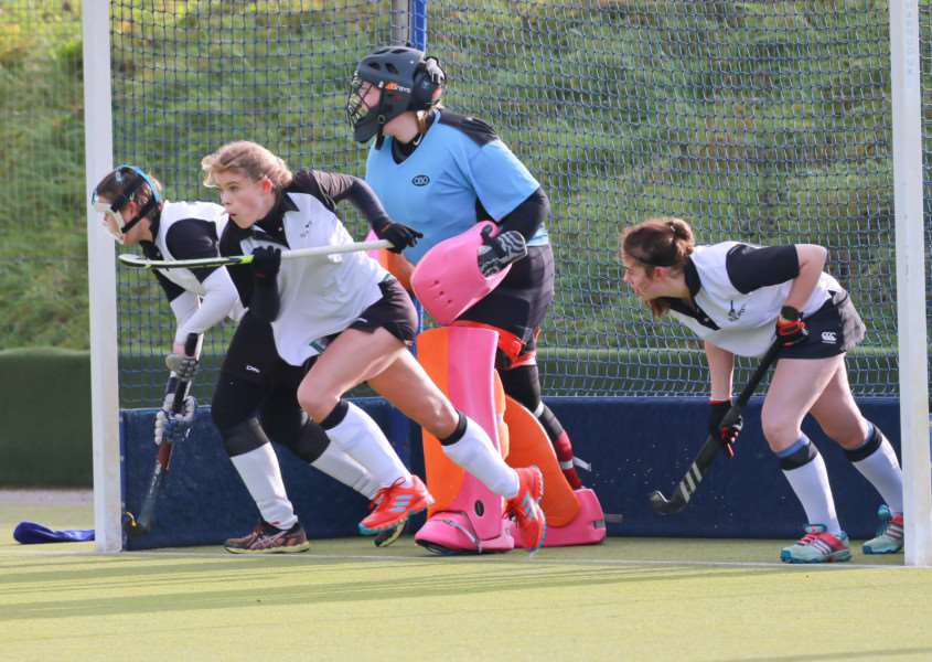 EAST DIVISION 2NE, Harleston Magpies III 2 - 4 North Norfolk. The Ladies III team were unable to prevent defeat at home to North Norfolk despite scoring two good goals. They were scored by Sarah Legg and Alice Wiseman. The team next take on Framlingham, away, on Saturday December 2