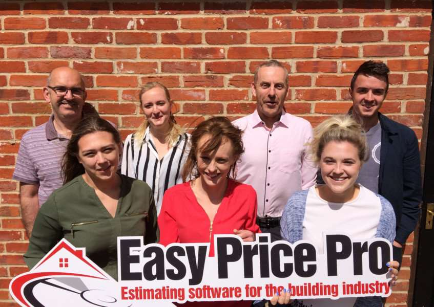 The team at Easy Price Pro. Submitted picture.