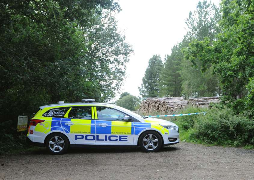 East Harling where a 83 year old man has been found murdered'''PICTURE: Mecha Morton