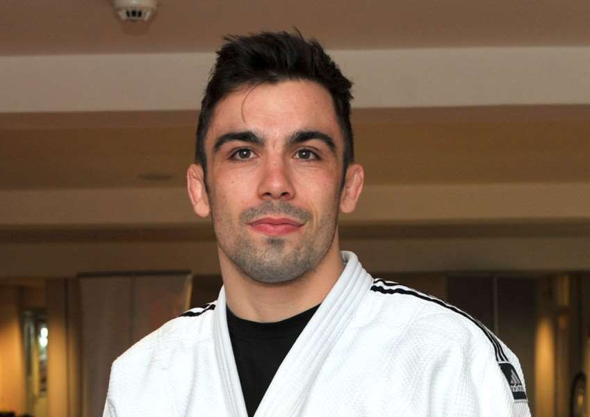 CALLING TIME: Paralympian Jonathan Drane has decided to retire from judo
