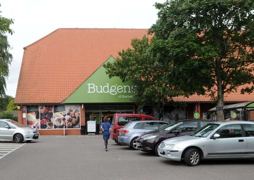 The Budgens store in Harleston is to be taken over by the East of England Co-Op, and closed for a number of weeks while a refurbishment takes place. '''PICTURE: Mecha Morton