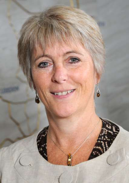 Alison Thomas, deputy leader, Norfolk County Council