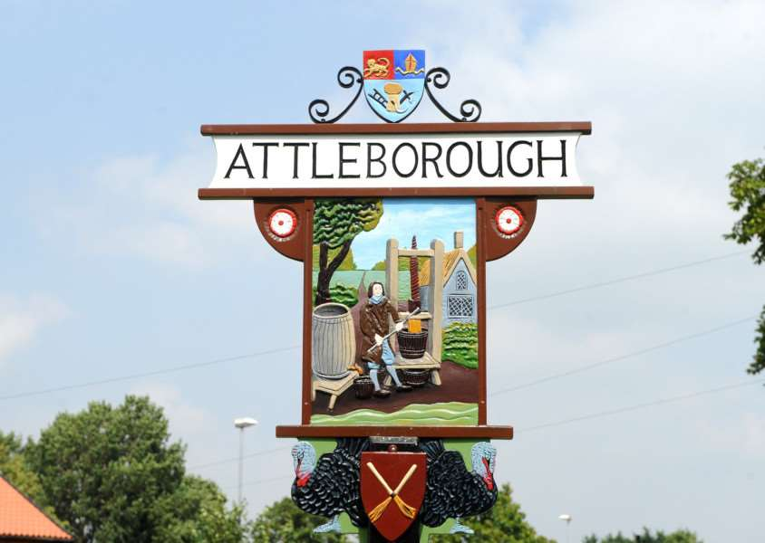 General View of Attleborough''''PICTURE: Mecha Morton