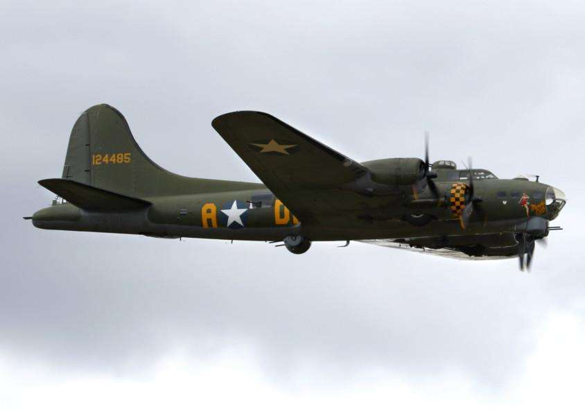 Airshow returns to Old Buckenham.