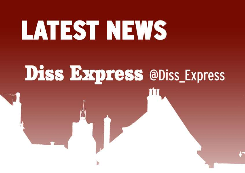 Latest News from the Diss Express, dissexpress.co.uk, @diss_express on Twitter