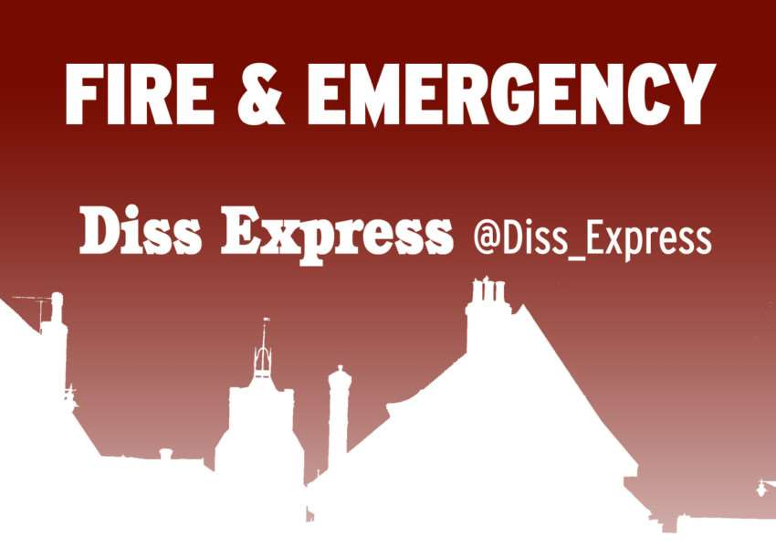 Latest Fire and Emergency News from the Diss Express, dissexpress.co.uk, @diss_express on Twitter
