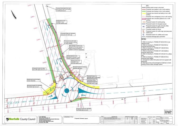 EXCLUSIVE: New images show plans to ease congestion on the