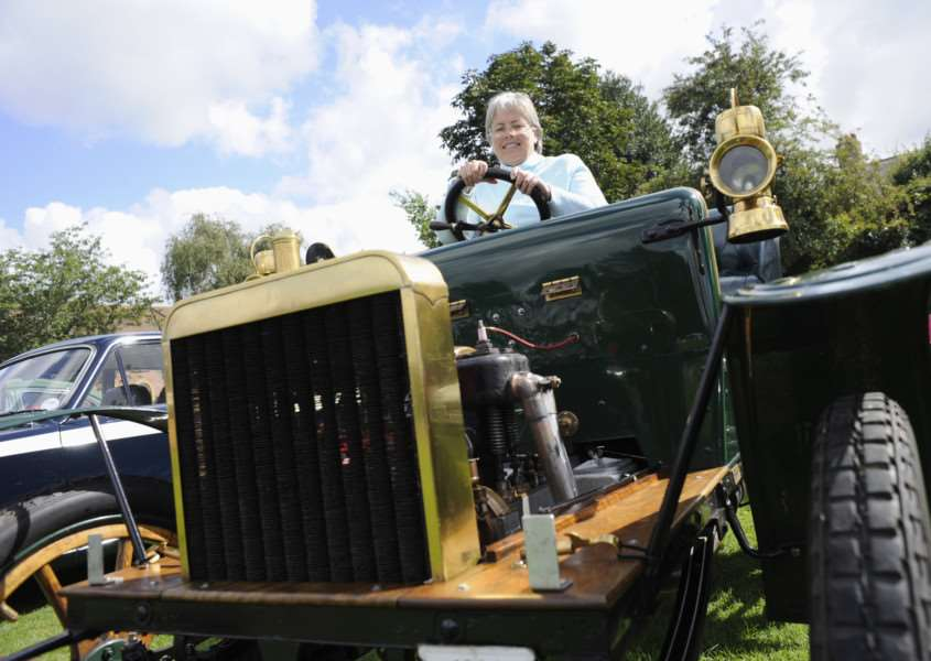 Harleston and Waveney Festival Family Fun Day. Picture: Mark Bullimore.