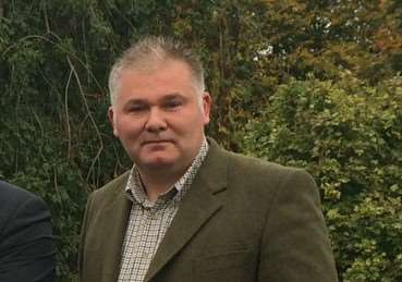 South Norfolk councillor Clayton Hudson