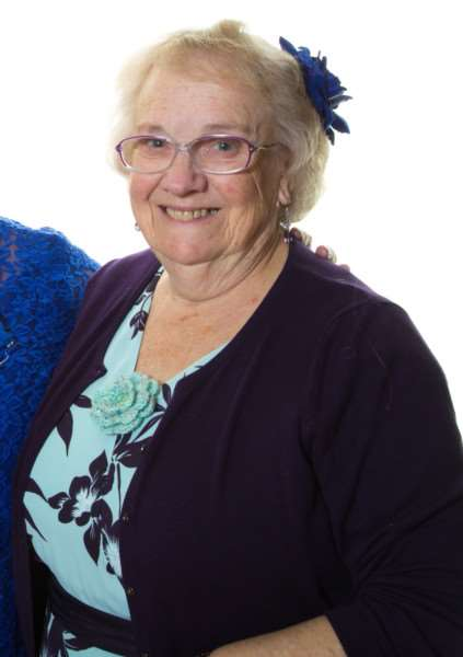 Joan Cawcutt, of Brockdish, who died in a road accident in Wattisfield on Saturday, December 9.