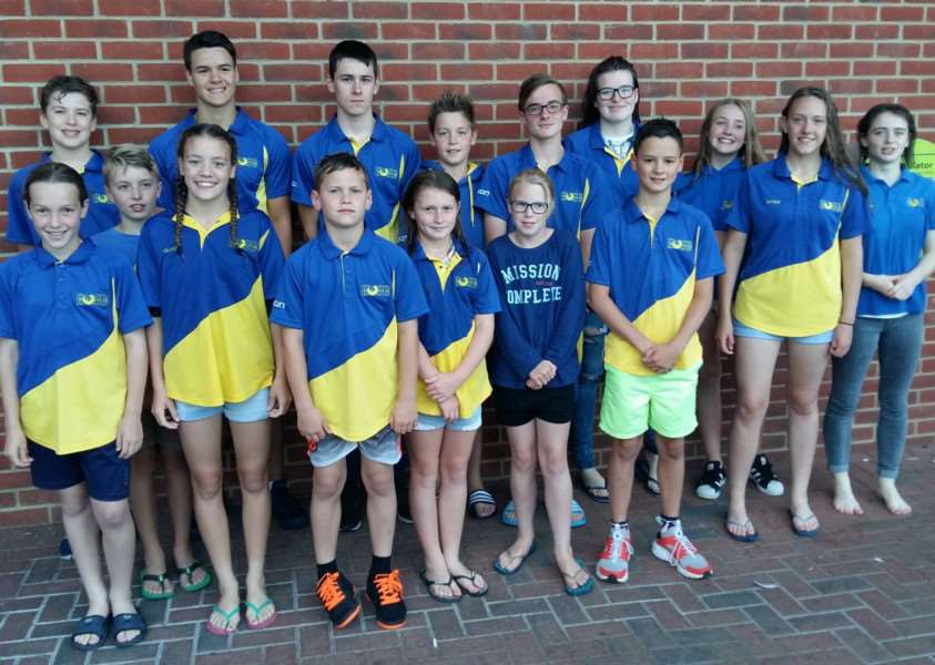TEAM EFFORT: Diss Otters were just pipped to first place in the Fenland League at Newmarket