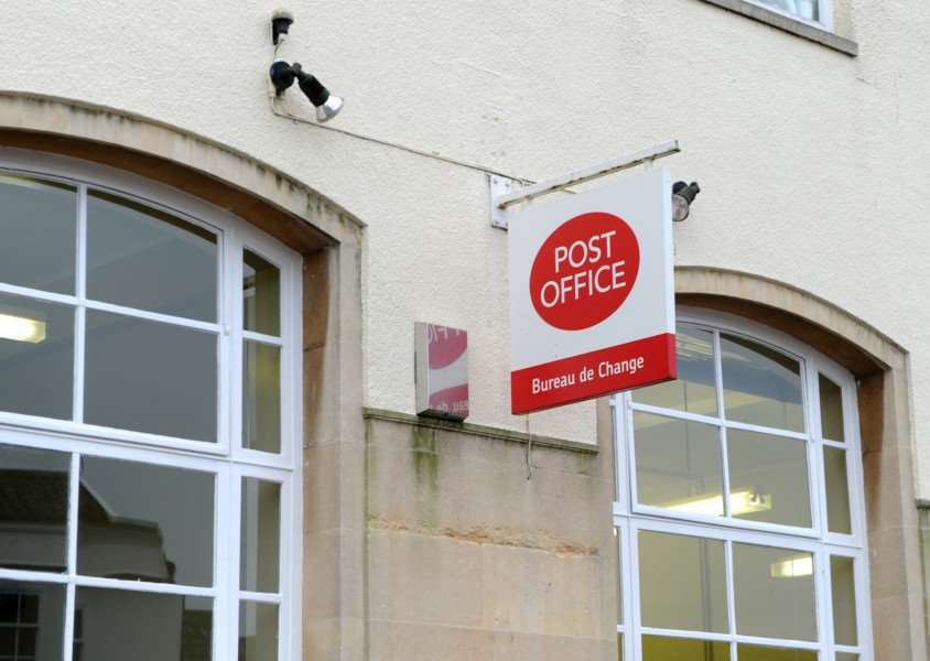 Diss Post Office