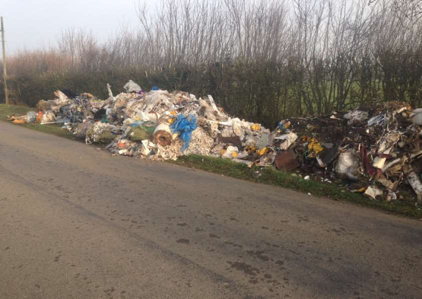 A 44-year-old man from Walsham-Le-Willows has pleaded guilty to flytipping ANL-160324-151745001