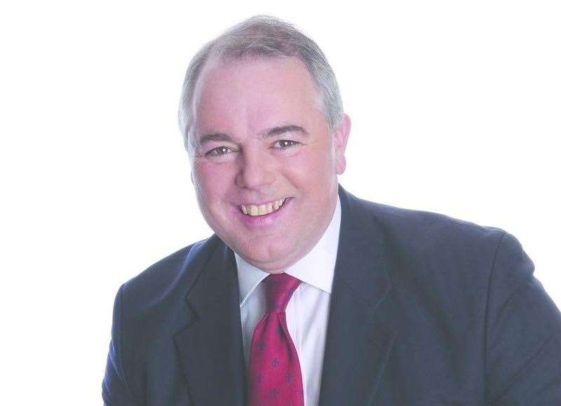 Richard Bacon, MP for South Norfolk