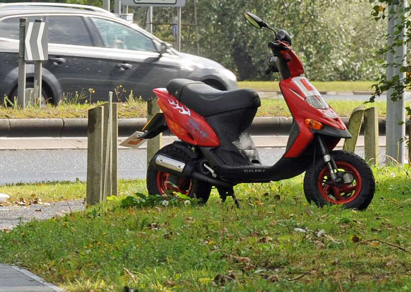 "There has been complaints of ""loud"" mopeds using footpaths and alleyways in Diss."