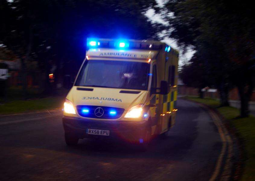 Teenager hurt in Forncett St Peter collision