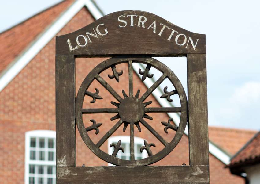 South Norfolk on Show will be in Long Stratton.