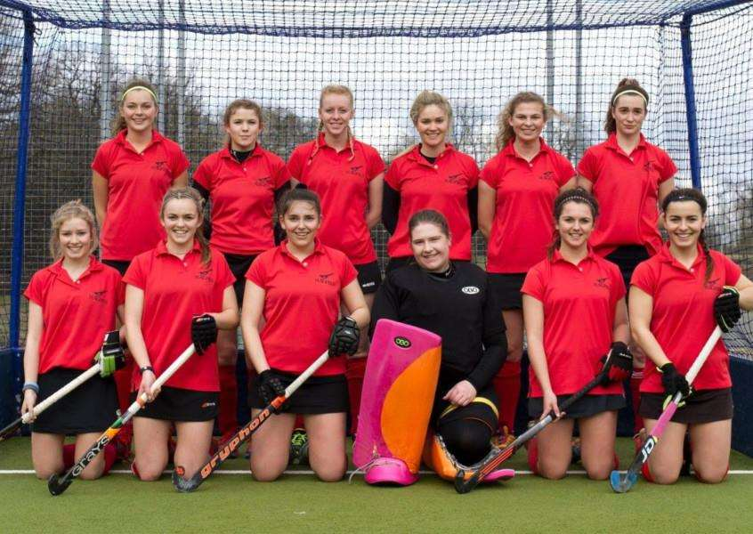 The Girls lost to Reading. Picture: Sibson Photography