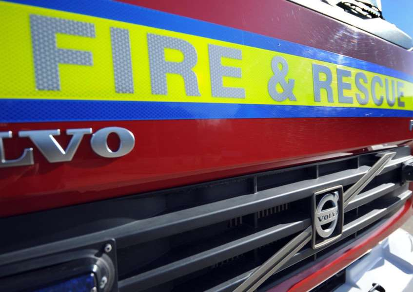 Kitchen fire in Attleborough
