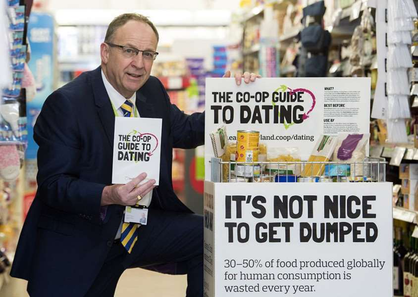 Roger Grosvenor, joint chief executive at the East of England Co-op. Picture: Anglia Picture Agency.