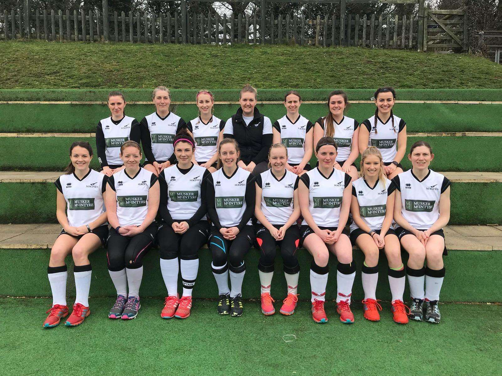 Harleston Magpies Ladies 1 (5269066)
