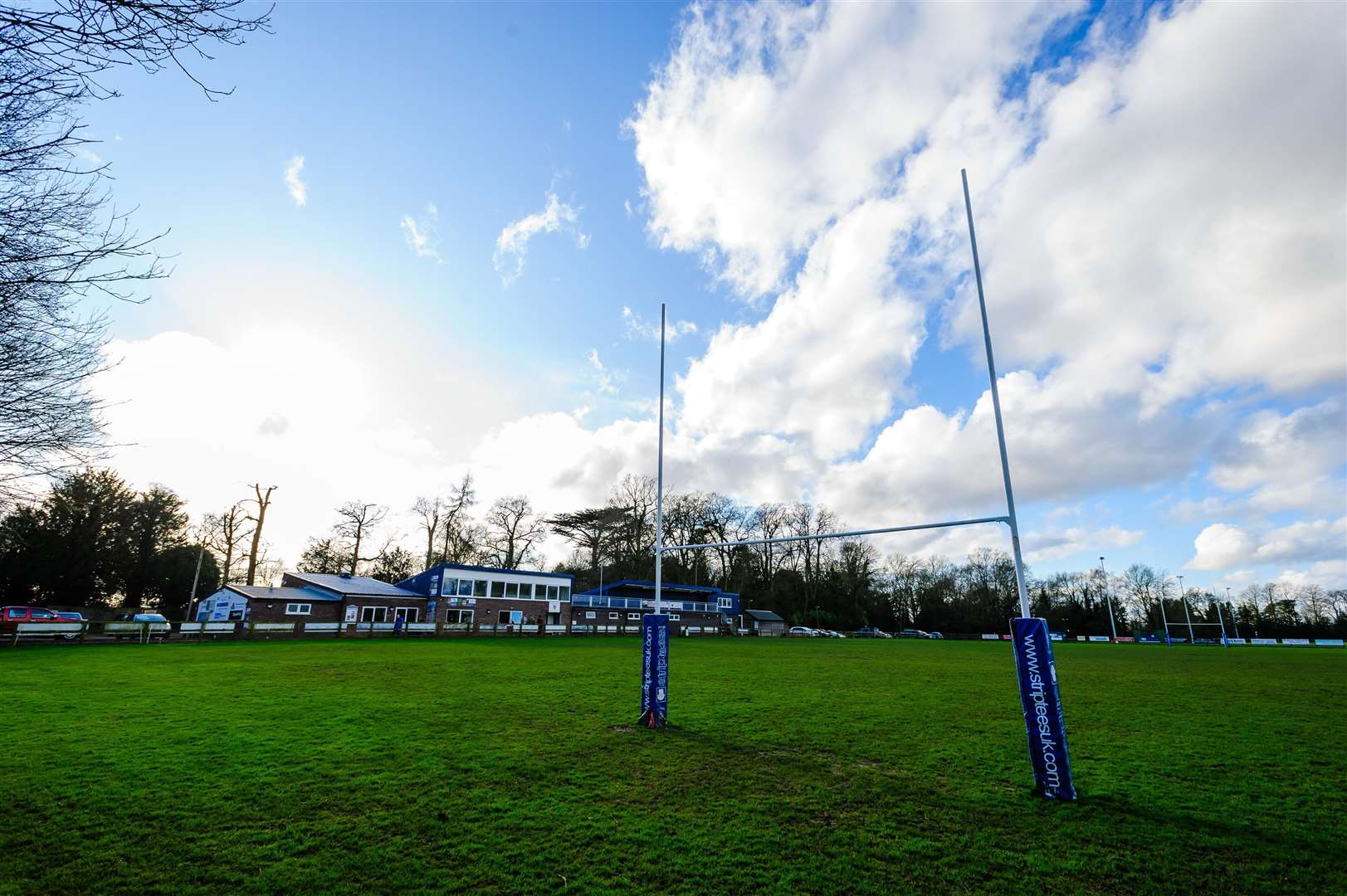 There will be no competitive rugby at Mackenders until 2021. Picture: Mark Bullimore