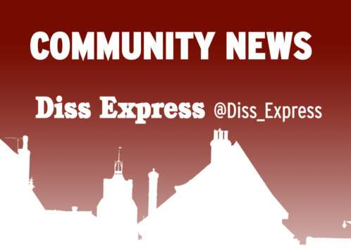 Latest Community News from the Diss Express, dissexpress.co.uk, @diss_express on Twitter