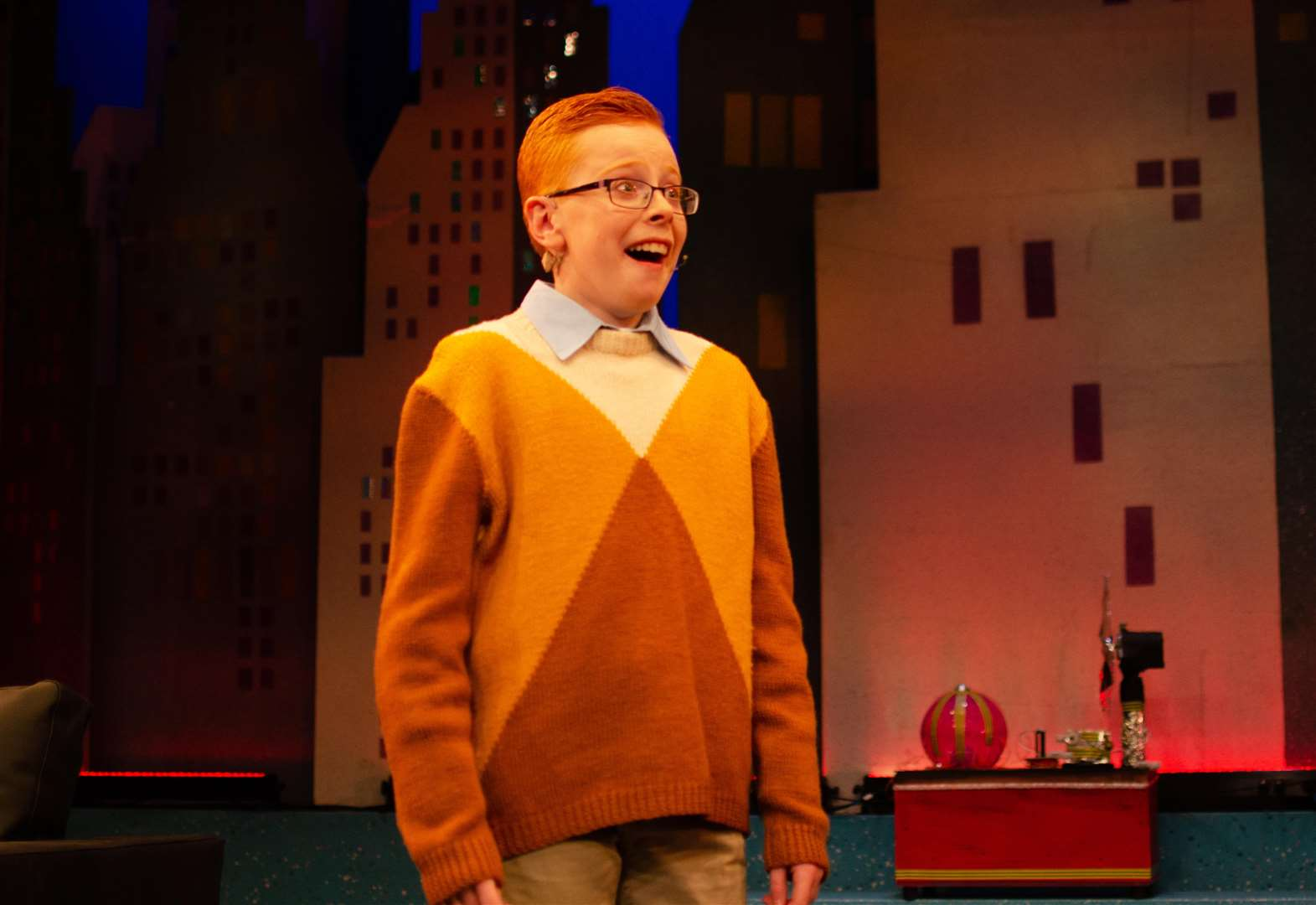 Actor Korben White named eastern region's young performer ...