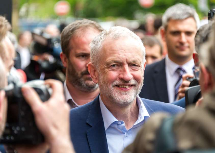 Geoff Lazell's letter about Jeremy Corbyn on June 30 has stirred some debate