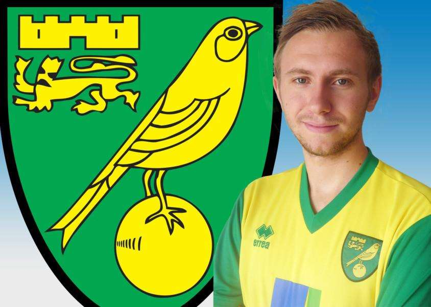 Norwich City - Ed Seaman