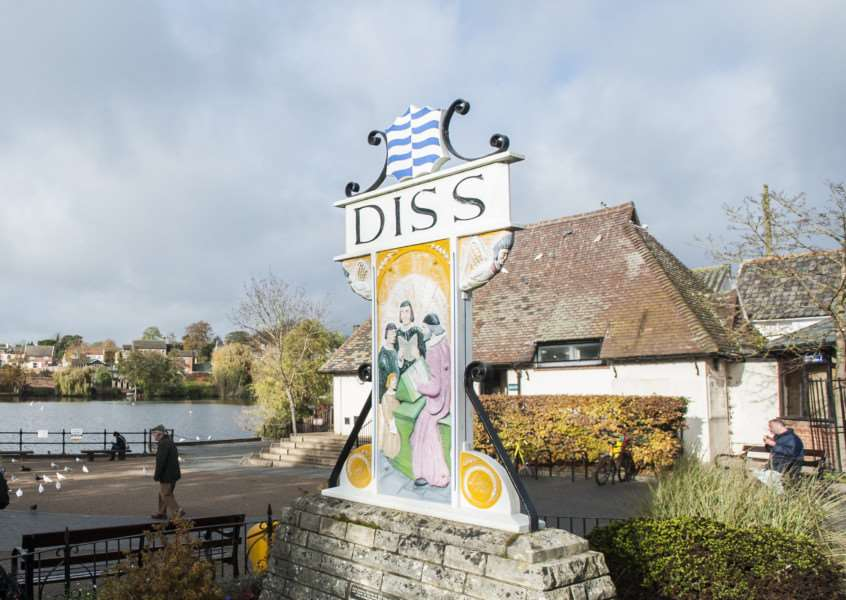 Diss Town Council decides council tax precept
