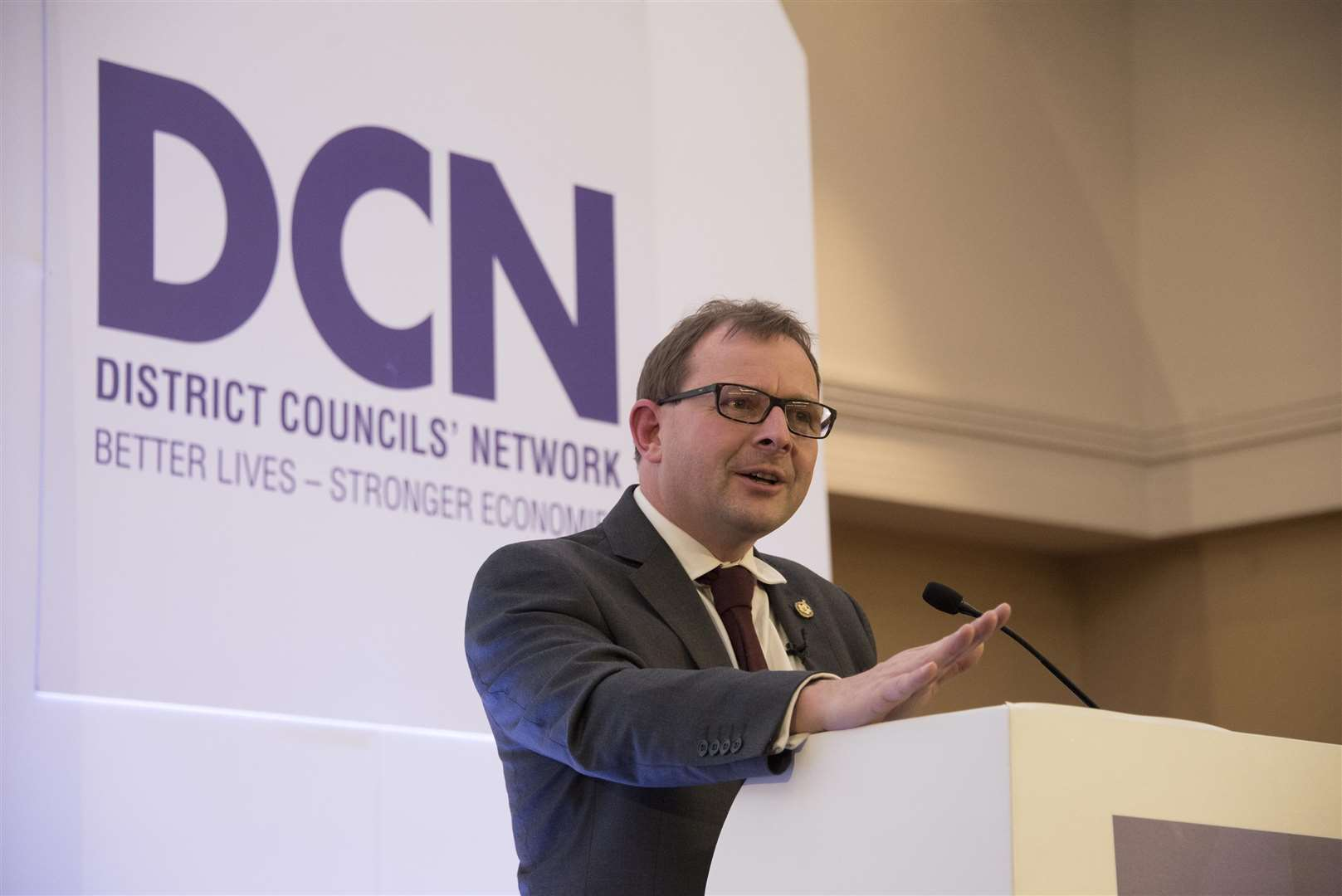 John Fuller, leader of South Norfolk Council. Submitted picture. (3143646)
