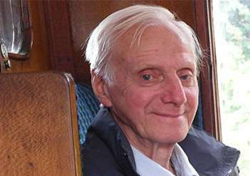 Peter Wrighton, 83, from Banham near East Harling.