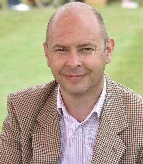 Marc Allum of BBC's Antiques Roadshow