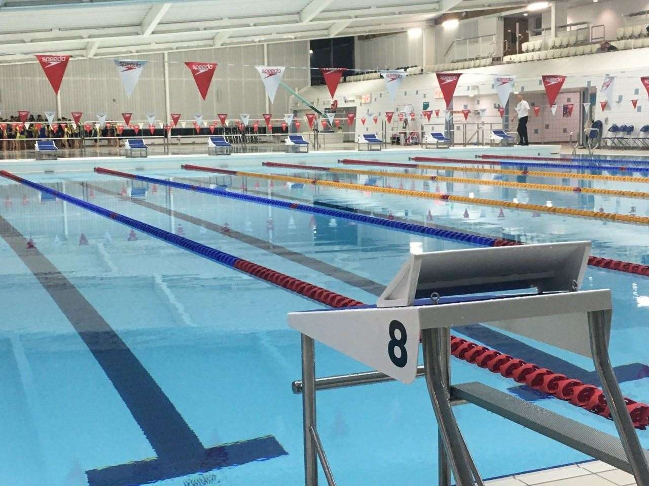 Swimming clubs will be able to get back into their pools later this month, following today's government announcement
