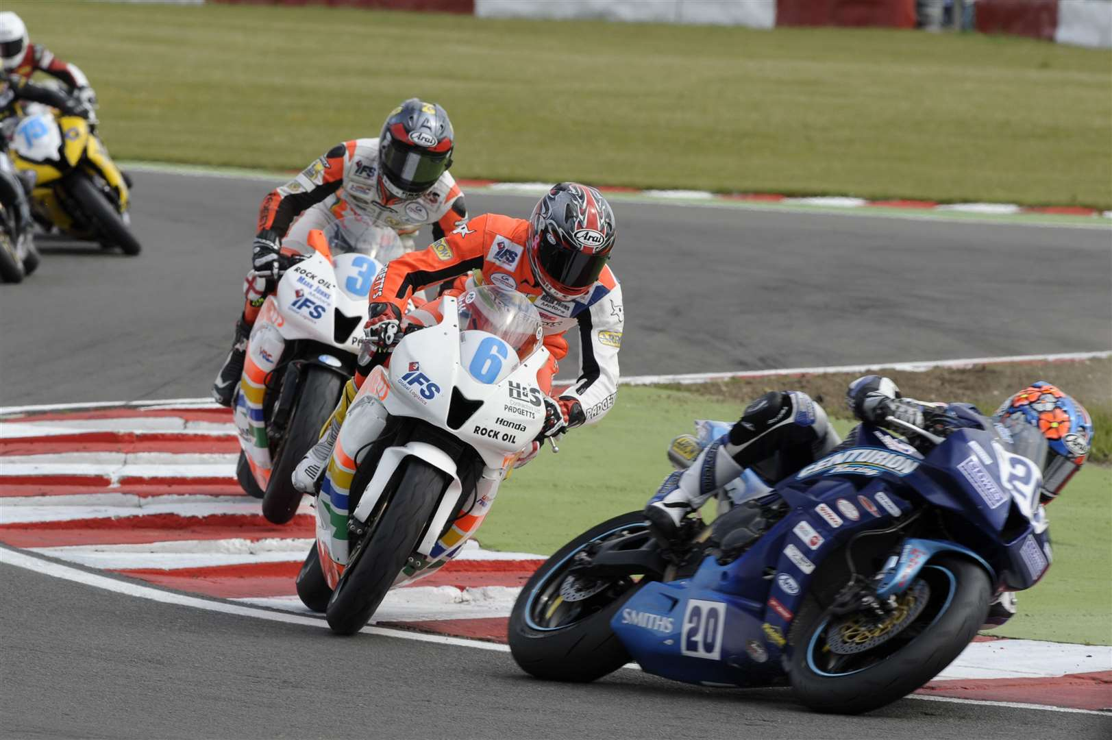 ViSK British Superbikes Championship round 5, from Snetterton Circuit, Norfolk. Picture: Andy Payton/PSP