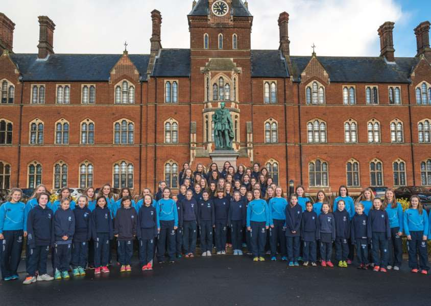 Framlingham College's successful hockey teams