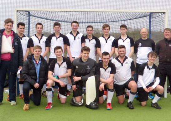 SEMI-FINALISTS: The boys are off to Marlow