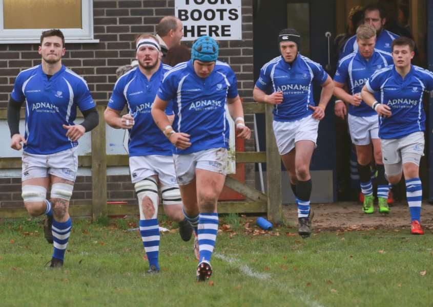 BOUNCE BACK: Diss are at home on Saturday