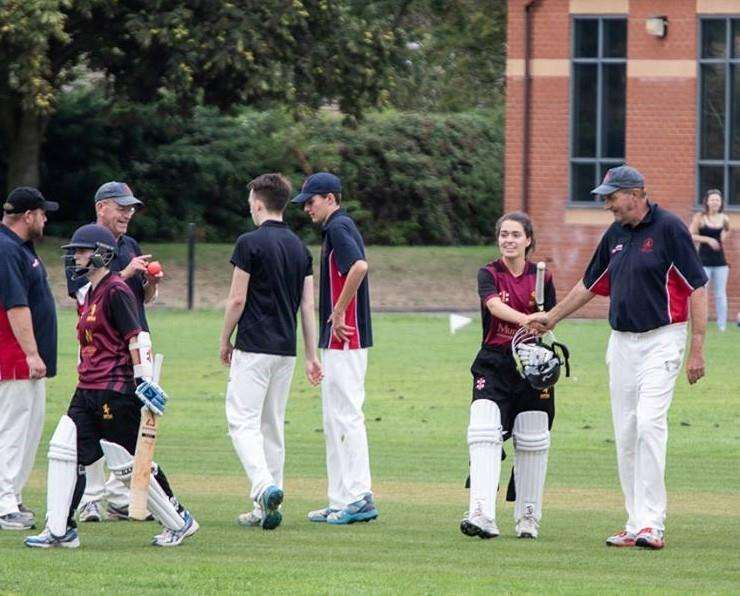 Stradbroke v Suffolk Ladies (3687047). Picture: nearthecoast.com