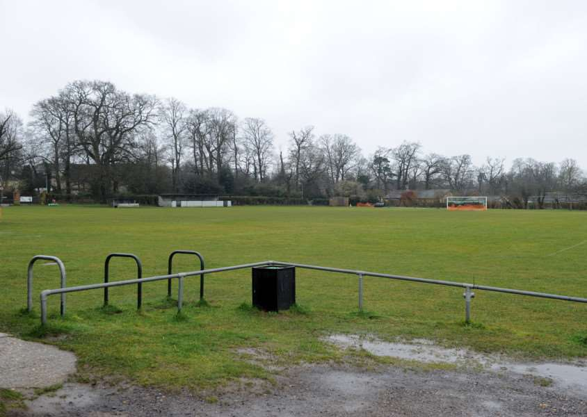 Recreation ground and Sports centre at East Harling ANL-160903-174008009