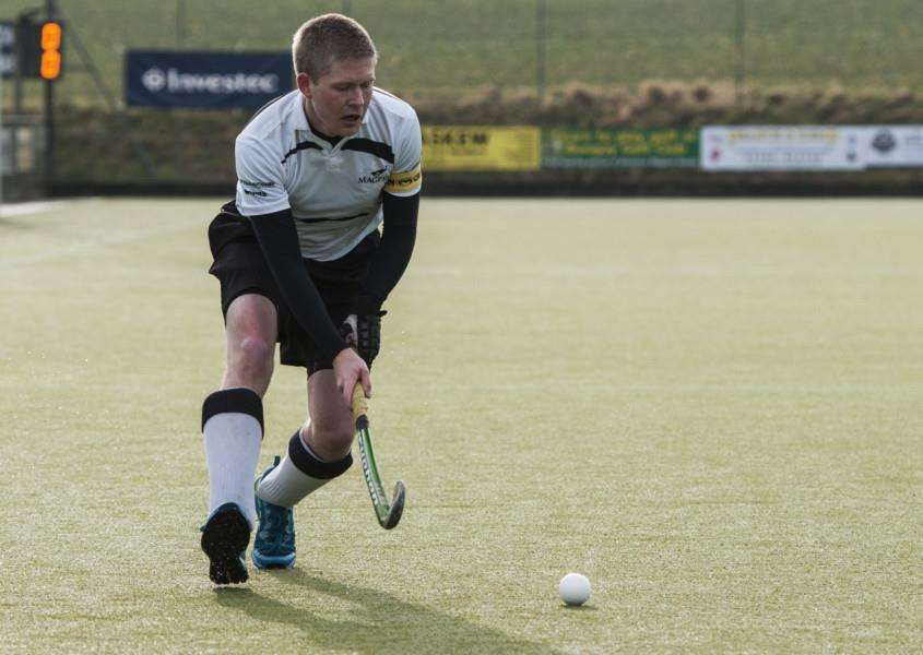 STEPPING DOWN: Leigh Sitch will not skipper Harleston Magpies Men's first team next season, but he will continue to feature in the role of player-assistant coach