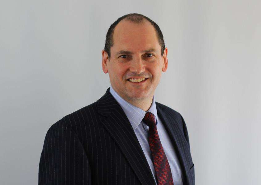 Stephen Fenby, managing director, Midwich Group. Submitted photo.