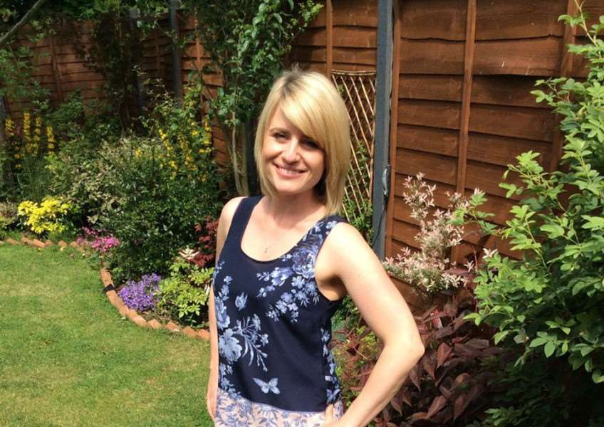 Lisa Hartgrove lost 3.5lb of weight and has now set up her own Slimming World group in Harleston.