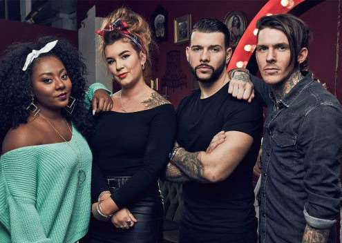 Body Fixers is a new TV show from the producers of Tattoo Fixers